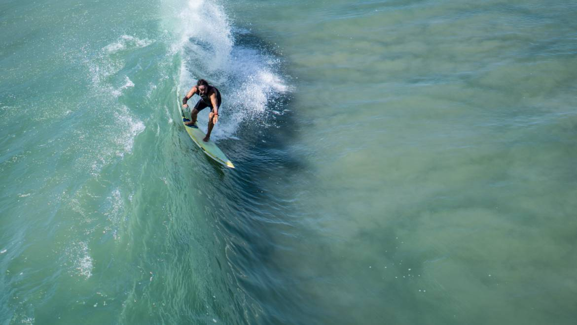 Lessons Learned: Riding the Wave